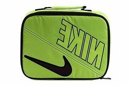 NWT ☀NIKE☀ INSULATED LUNCH BOX Tote Bag VOLT - YELLOW