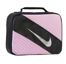 NWT Nike Reflect Pink Dot Lunch Box Large Rectangular With I