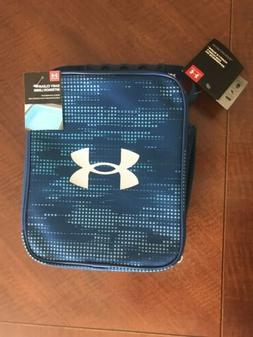 NWT Under Armour Thermos Blue Gray Easy Clean Insulated Lunc
