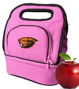 Oregon State Lunch Bag Lunchbox Girls Ladies OSU Beavers Coo