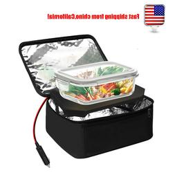 Personal Food Warmer Heating Lunch Box Electric Heater Cooke