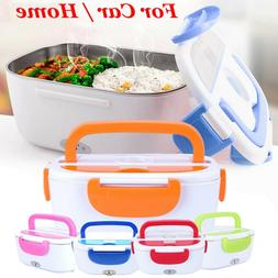Portable Car Home Electric Heating Lunch Box Food Heater Ben