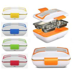 Portable Electric Heating Food Warmer Truck Car Lunch Box Be