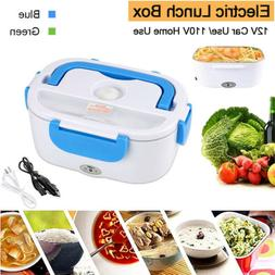 Portable Electric Heating Lunch Box Bento Heater Food Warmer