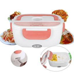 Portable Electric Heating Lunch Box Food Heater Rice Contain