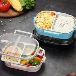 Portable Lunch Box For Kids Stainless Steel Kitchen Leak-pro