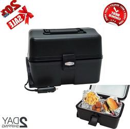 Portable Lunch Box Stove 12v Food Warmer Electric Microwave