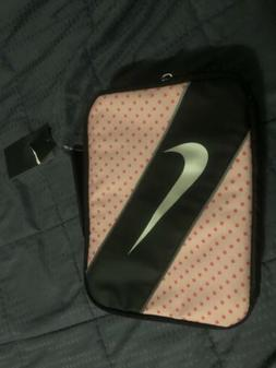 Nike Reflect Pink Dot Lunch Box Large Rectangular With Insid