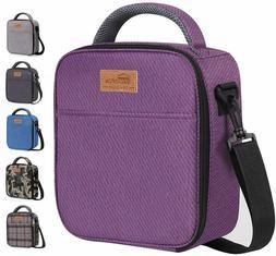 HOMESPON Reusable Lunch Bag Insulated Lunch Box Bento Cooler