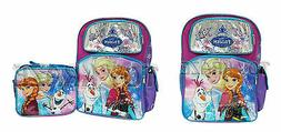 DISNEY'S FROZEN BACKPACK AND/OR LUNCH BOX SET! FEVER LARGE S