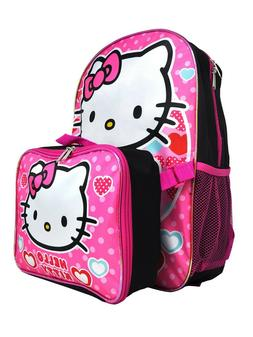 school backpack lunch box set little girls