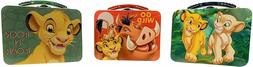 Set Of Three Small Lion King Lunch Boxes For Kids Great For