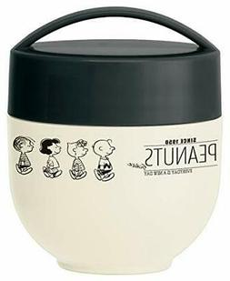 *Skater heat insulation lunch box bowl type 540ml Snoopy bla
