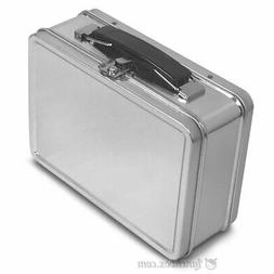 Small Plain Metal Lunch Box - XS Snack / Our Smallest Lunchb