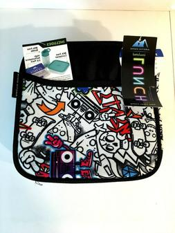 Arctic Zone Soft Sided Insulated Lunch Box With Food Contain