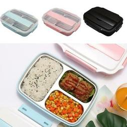 Stainless Thermo Insulated Thermal Food Container Bento Lunc