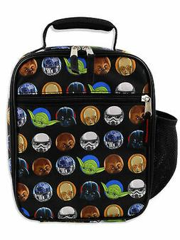 Star Wars Boy's Girl's Adult's Soft Insulated School Lunch B