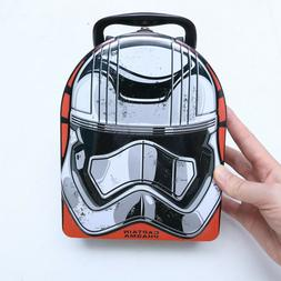 Star Wars The Force Awakens Captain Phasma Tin Lunch Box