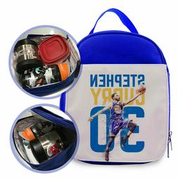 Steph Curry Golden State W CUSTOM PRINTED LUNCHBOX FOR KIDS