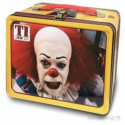 Stephen King - It - Lunch Box / Full-Color Vintage Looking R