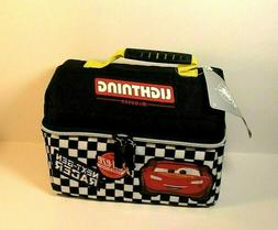 Disney Store Cars Lightning McQueen Insulated Lunch Box Bag