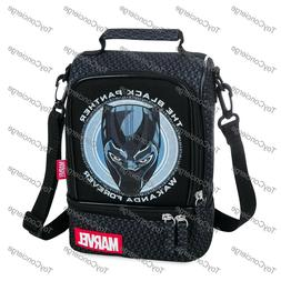 DISNEY Store LUNCH BOX for KIDS - BLACK PANTHER 2019 Marvel