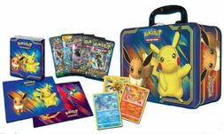 Pokemon TCG Pikachu & Eevee 2018 Fall Collector Chest Lunch