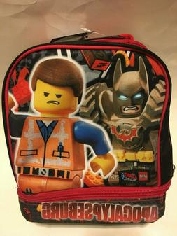 The Lego Movie Emmett Apocalypseburg Insulated Lunch Box Tot
