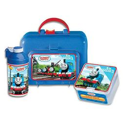 Thomas & Friends LUNCH BOX, DRINK HOLDER & SANDWICH CONTAINE