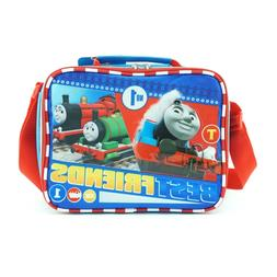 Thomas The Train Lunch Box Bag Strap Blue Toddler Boys Lunch