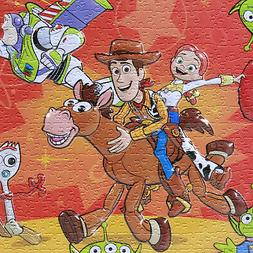 Disney Toy Story 4 Woody Buzz Jessie Forky and Little Green