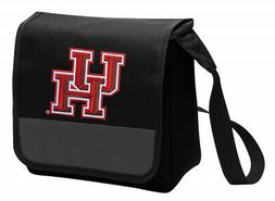 UH Lunch Bag Shoulder University of Houston Lunch Box. Broad