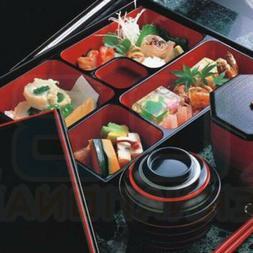 UK Japanese Bento Boxes Lunch Box Portable Sushi Tableware F