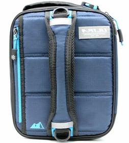 Ultra Arctic Zone Expandable Lunch Box w/2 Ice Walls & Bento