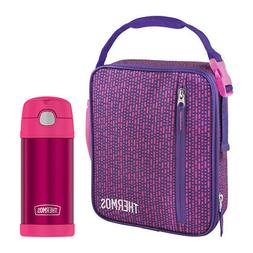 Thermos Upright Soft Lunch Box With Funtainer®  Bottle 12oz