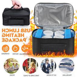 usb ortable electric heated heating lunch box
