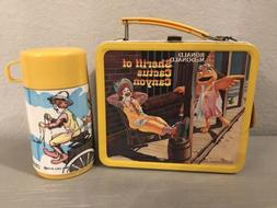 Vintage 1982 Ronald McDonald Sheriff Of Cactus Canyon Lunch