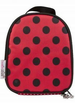 Wellie Wisher Ladybug Lunchbag Reusable American Girl Insula