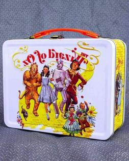 wizard of oz tin carry all lunchbox