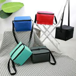 Insulated Lunch Bag For Women Men Kids Cooler Adults Tote Fo